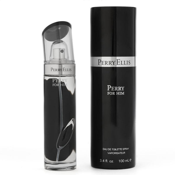Perry Black for Him by Perry Ellis 100ml EDT