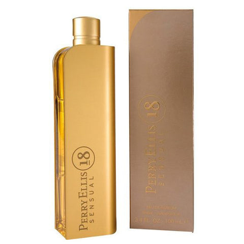 18 Sensual by Perry Ellis 100ml EDP