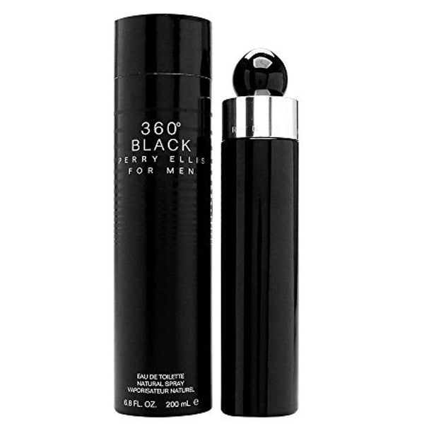360 Black by Perry Ellis 200ml EDT for Men