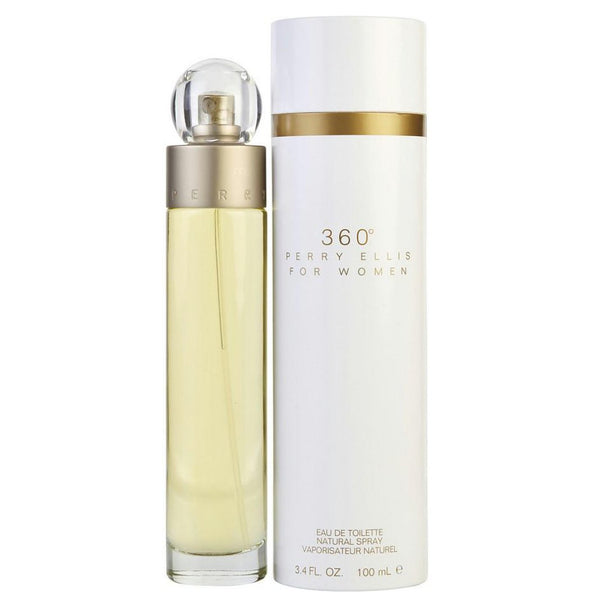 360 by Perry Ellis 100ml EDT for Women