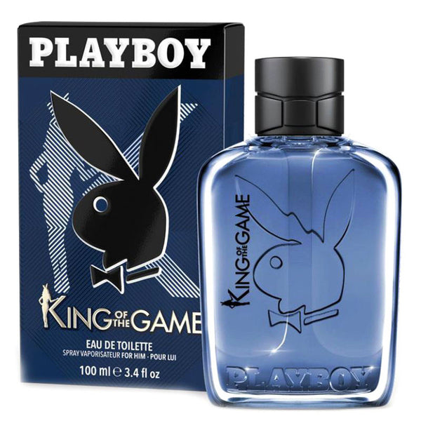 King Of The Game by Playboy 100ml EDT