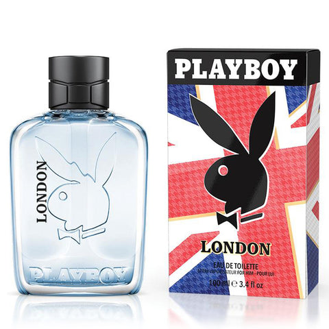 Playboy London by Playboy 100ml EDT for Men