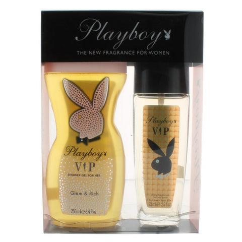 Playboy VIP by Playboy 75ml 2 Piece Gift Set for Women