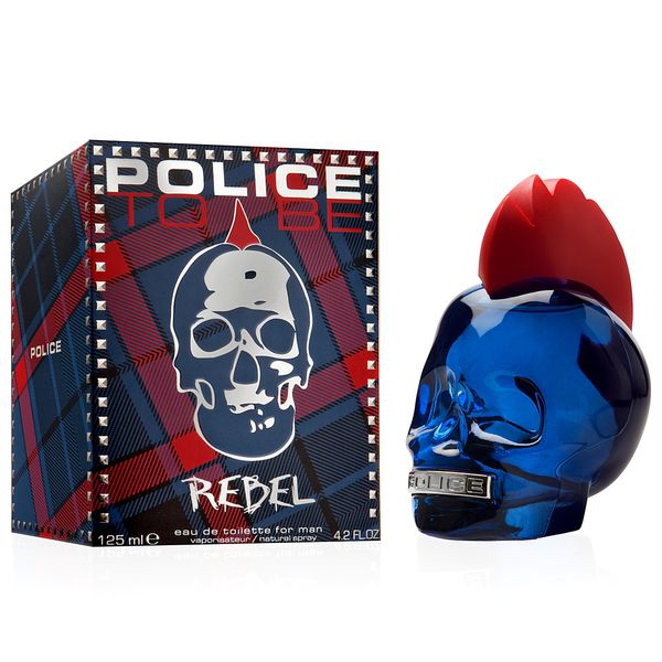 Police To Be Rebel by Police 125ml EDT