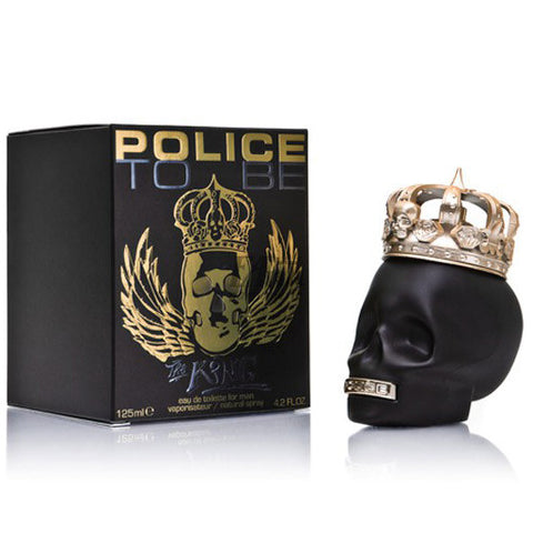 Police To Be King 125ml EDT for Men