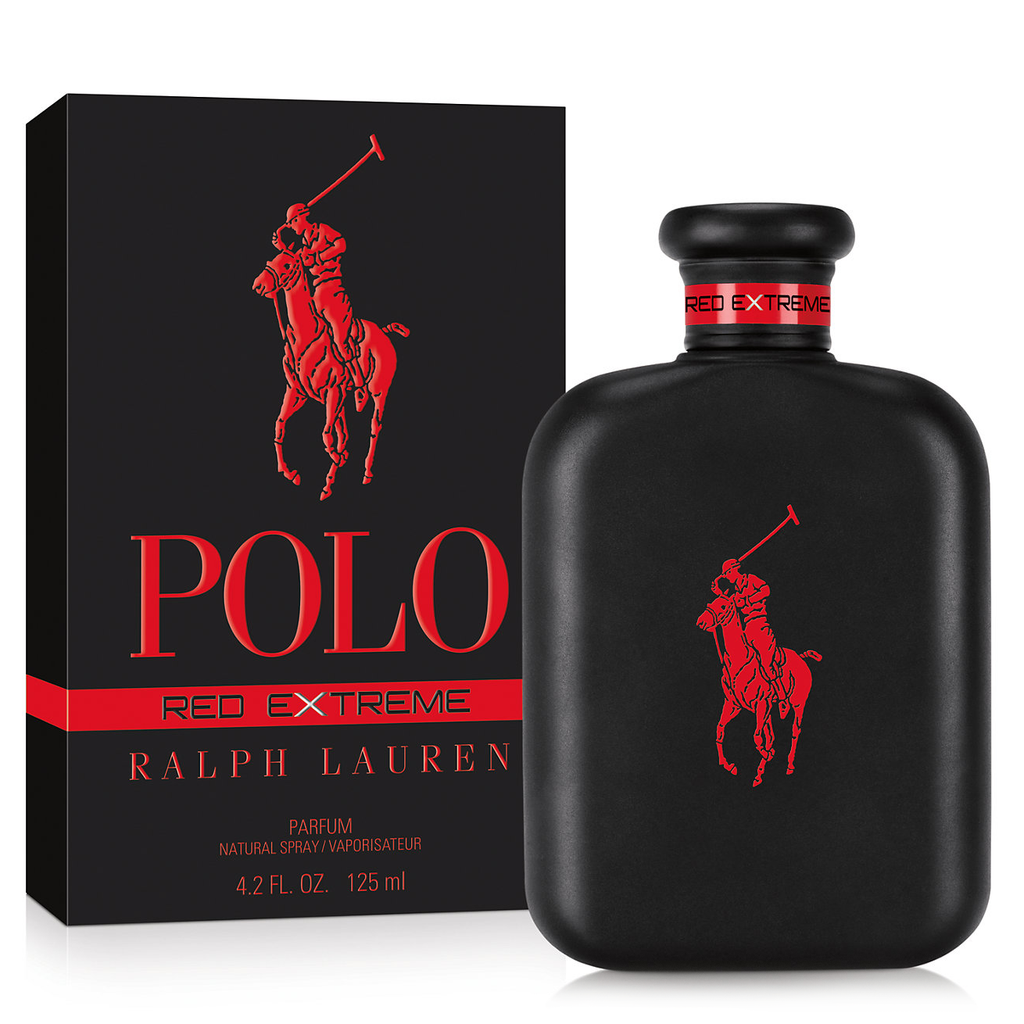 Ralph Lauren Red By Parfum Extreme 125ml Polo OmnN80wv