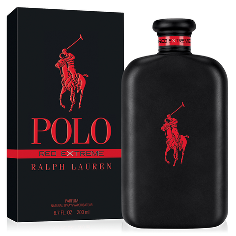 Polo Red Extreme by Ralph Lauren 200ml Parfum