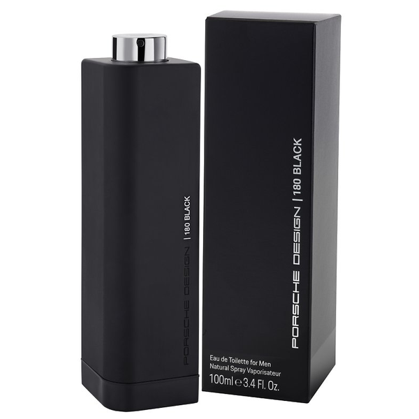 180 Black by Porsche 100ml EDT for Men