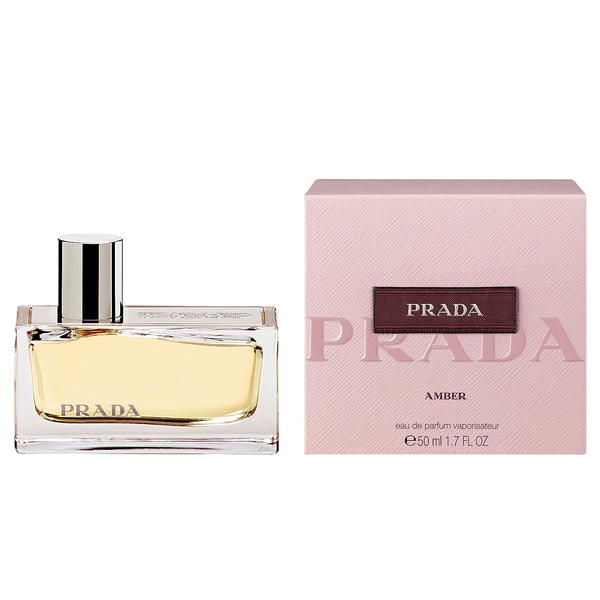 Prada Amber by Prada 50ml EDP for Women