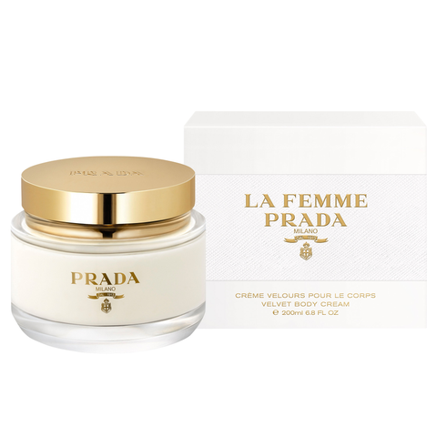 La Femme by Prada 200ml Velvet Body Cream
