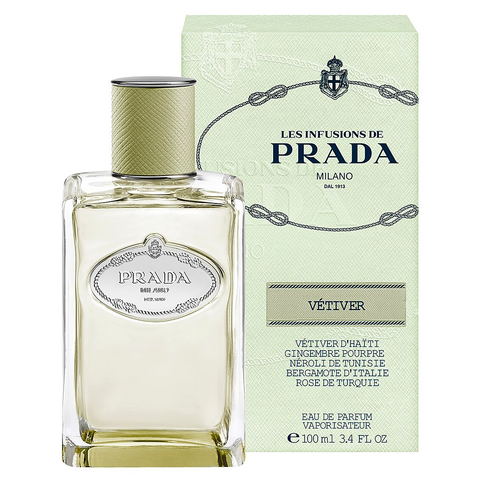 Infusion De Vetiver by Prada 100ml EDP
