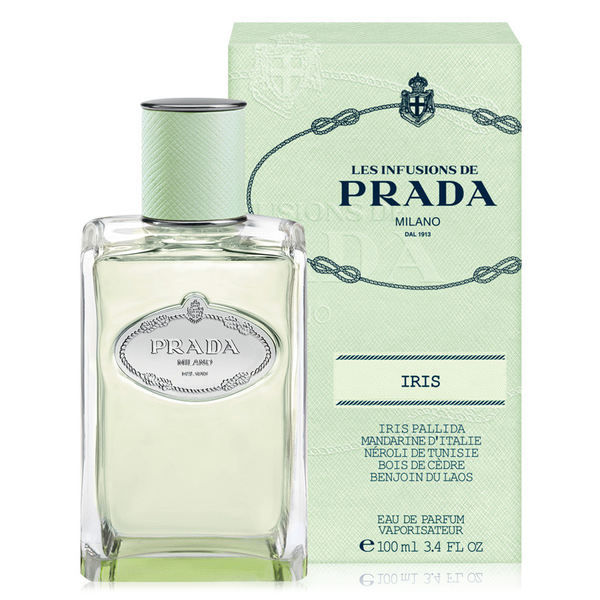 Infusion d'Iris by Prada 100ml EDP for Women