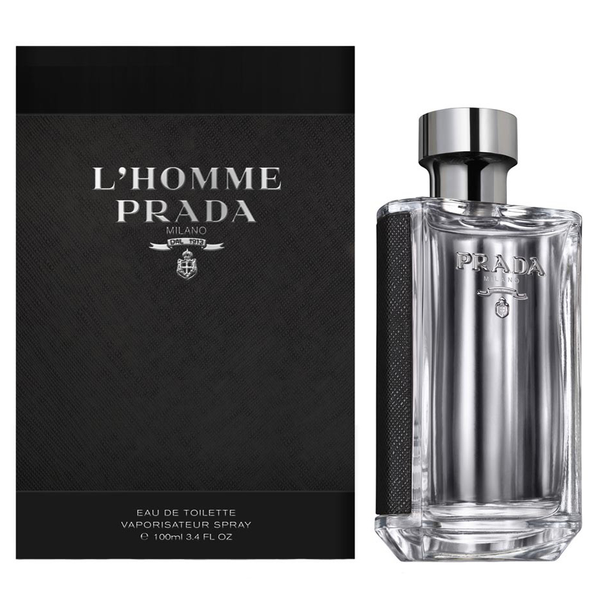 L'Homme Prada by Prada 100ml EDT for Men