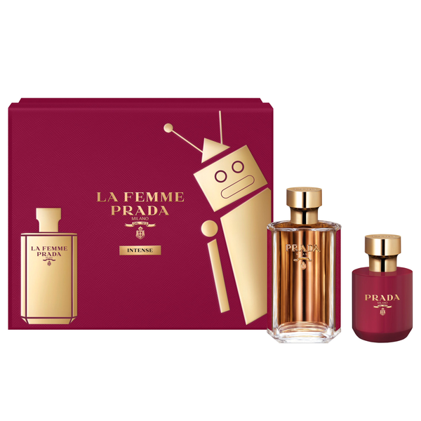 La Femme Intense by Prada 100ml EDP 2 Piece Gift Set