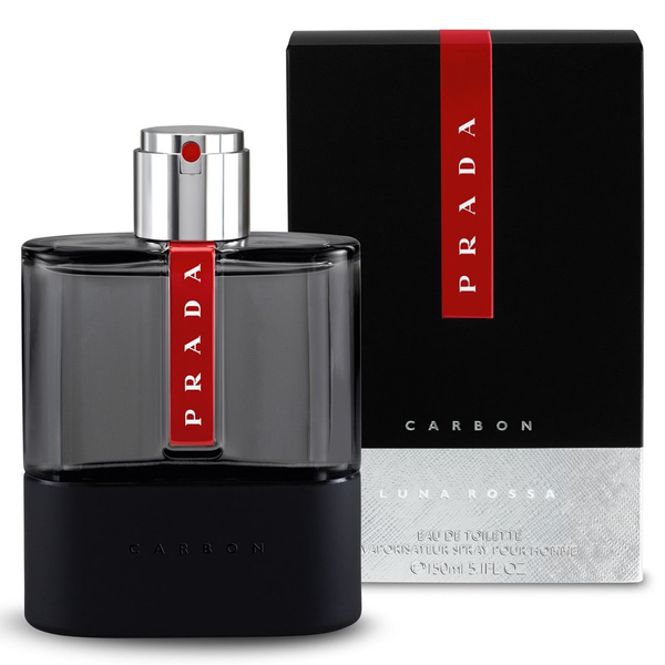 Luna Rossa Carbon by Prada 150ml EDT