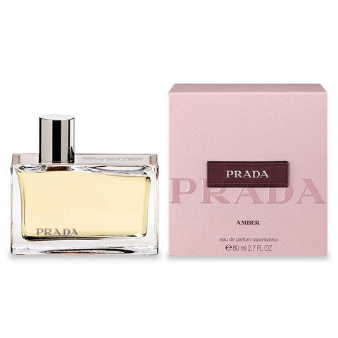 Prada Amber by Prada 80ml EDP for Women