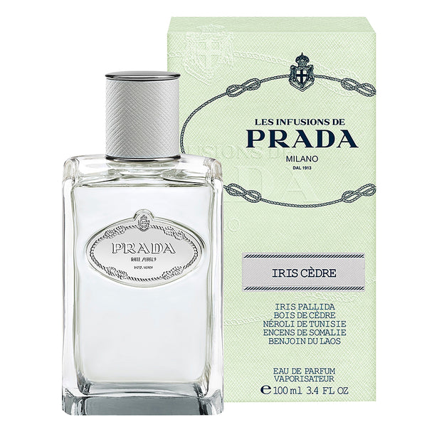 Infusion Iris Cedre by Prada 100ml EDP