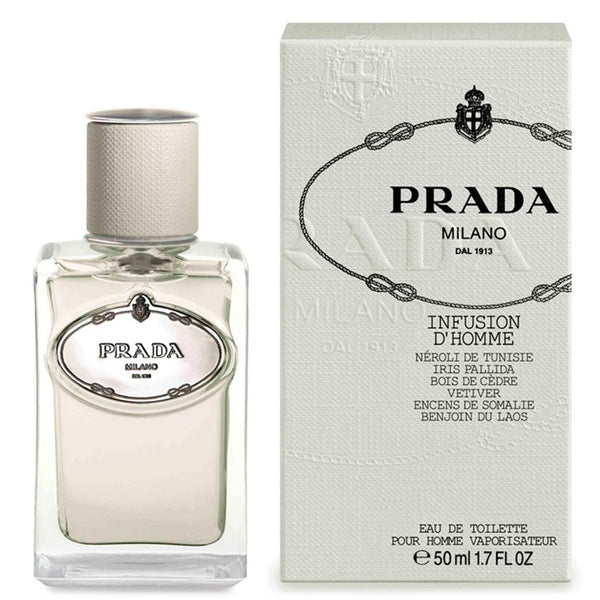 Prada Infusion D'Homme by Prada 50ml EDT