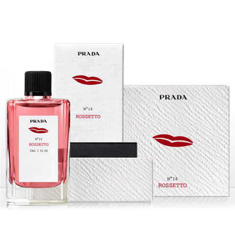 No. 14 Rossetto Parfum by Prada 30ml Parfum