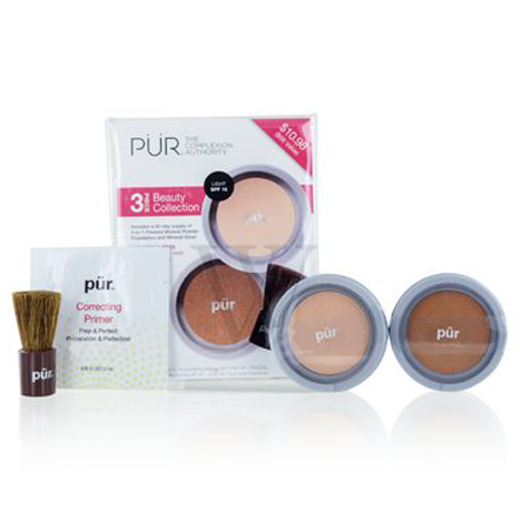 Pur Beauty Collection 3 Piece Set