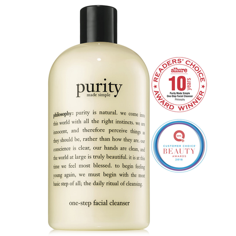 Philosophy Purity Made Simple One Step Facial Cleanser 473.1ml
