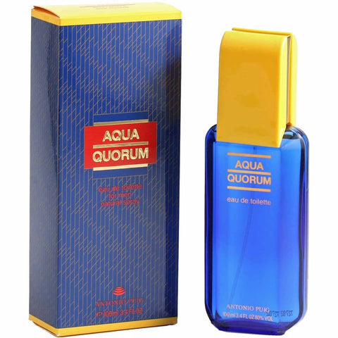 Aqua Quorum by Antonio Puig 100ml EDT