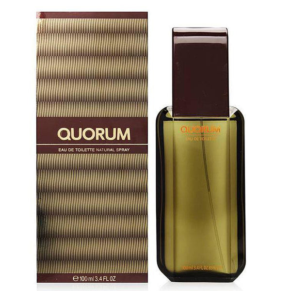 Quorum by Antonio Puig 100ml EDT for Men