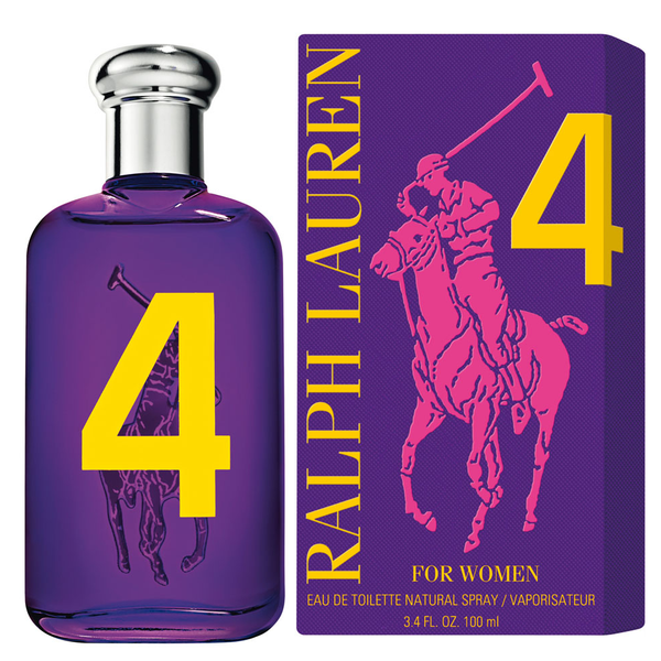 Big Pony #4 by Ralph Lauren 100ml EDT for Women