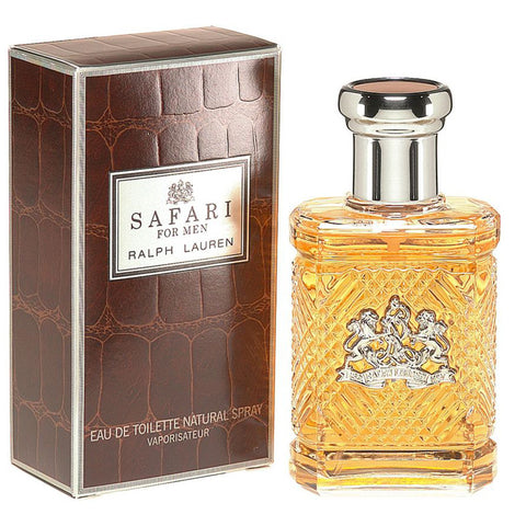 Safari by Ralph Lauren 125ml EDT for Men