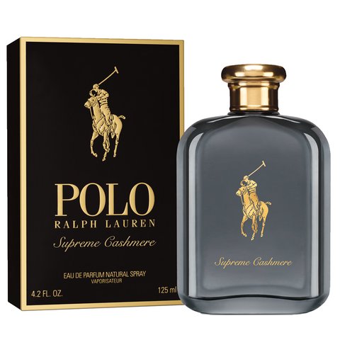 Polo Supreme Cashmere by Ralph Lauren 125ml EDP