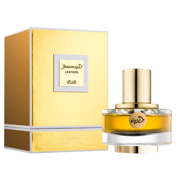 Junoon Leather by Rasasi 50ml EDP for Women