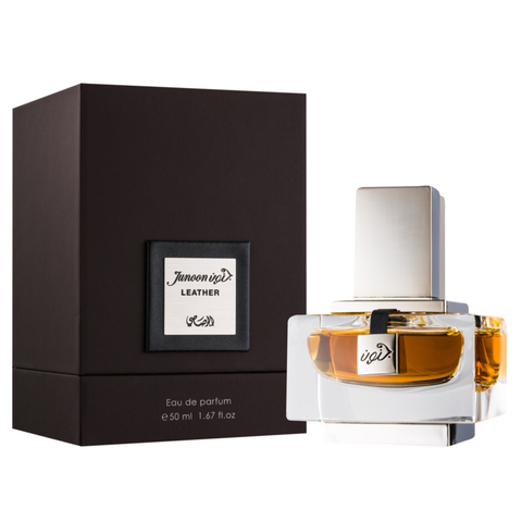 Junoon Leather by Rasasi 50ml EDP for Men