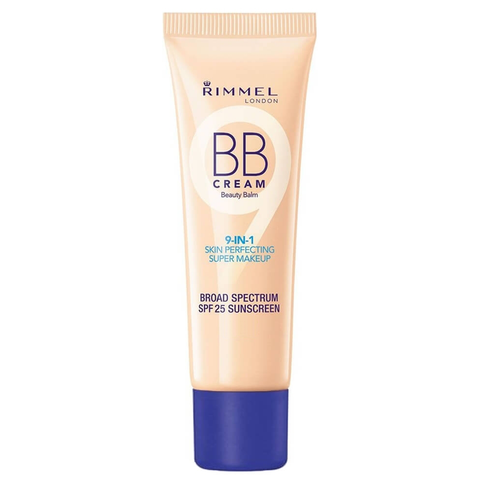 Rimmel London BB Cream 9-in-1 Skin Perfecting Super Makeup