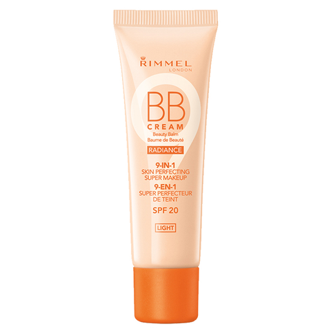 Rimmel London BB Cream Radiance 9-in-1 Super Makeup