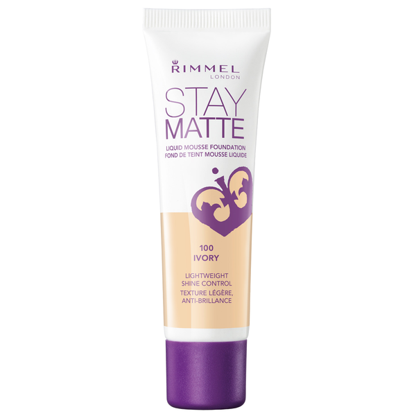 Rimmel Stay Matte Liquid Mousse Foundation