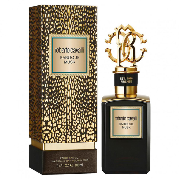 Baroque Musk by Roberto Cavalli 100ml EDP