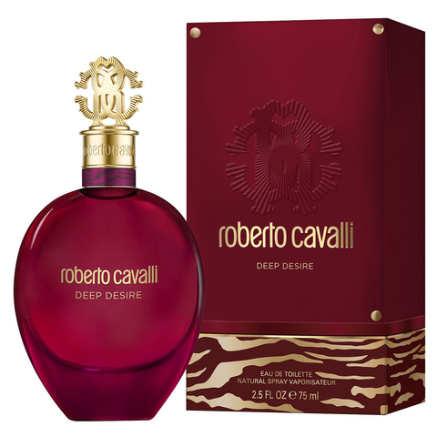 Deep Desire by Roberto Cavalli 75ml EDP