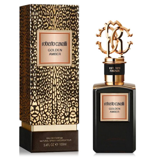 Golden Amber by Roberto Cavalli 100ml EDP