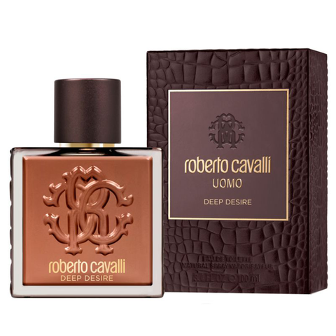 Uomo Deep Desire by Roberto Cavalli 100ml EDT