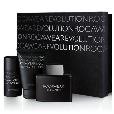 Rocawear Evolution by Jay-Z 100ml EDT 3 Piece Gift Set