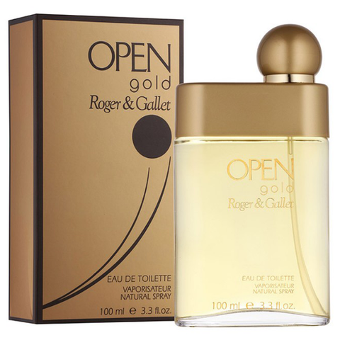 Open Gold by Roger & Gallet 100ml EDT for Men