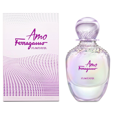 Amo Ferragamo Flowerful by Salvatore Ferragamo 100ml EDT