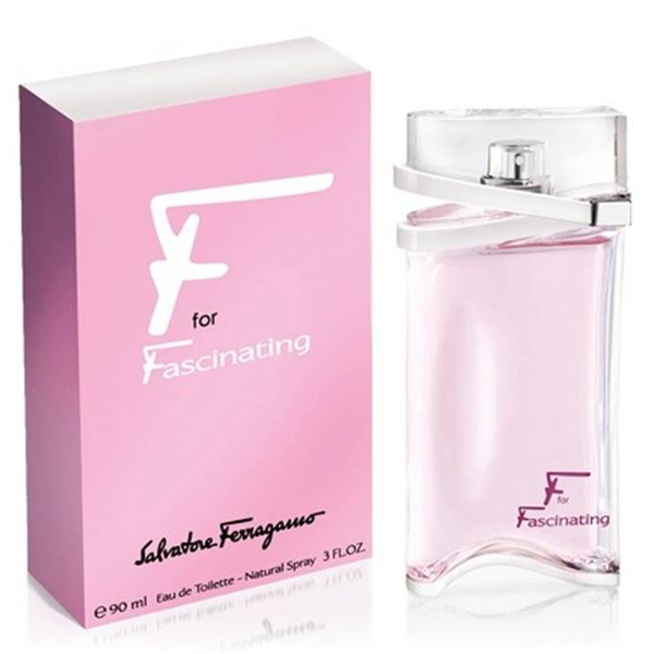 F for Fascinating by Salvatore Ferragamo 90ml EDT