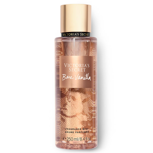 Bare Vanilla by Victoria's Secret 250ml Fragrance Mist