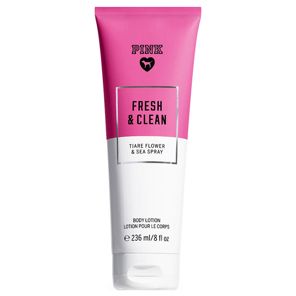 Fresh & Clean by Victoria's Secret 236ml Fragrance Lotion