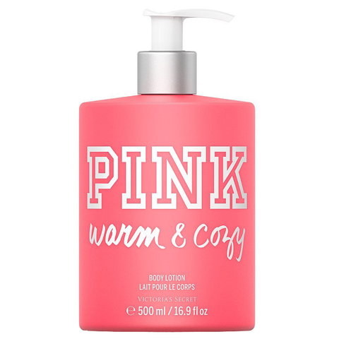 Pink Warm & Cozy by Victoria's Secret 500ml Body Lotion