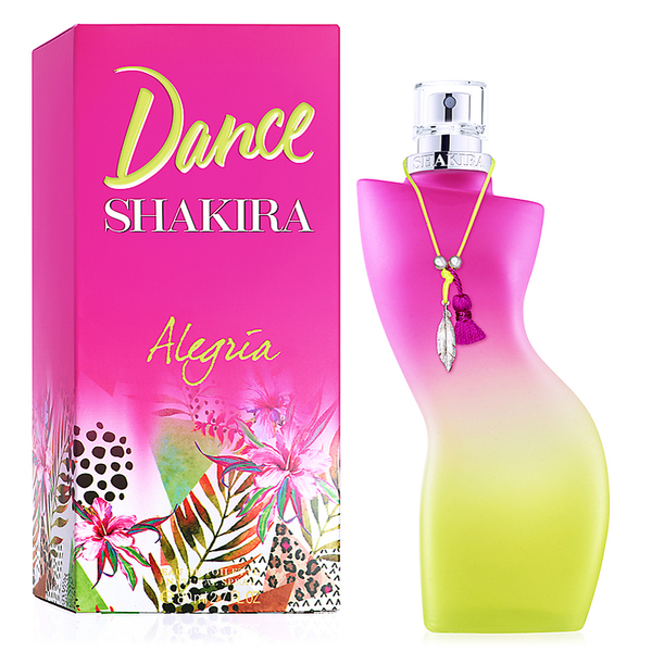Dance Alegria by Shakira 80ml EDT