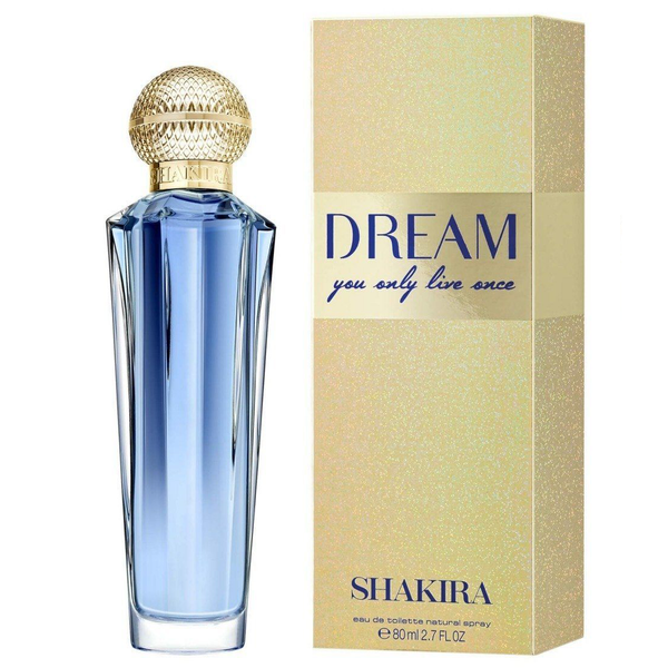 Dream by Shakira 80ml EDT for Women