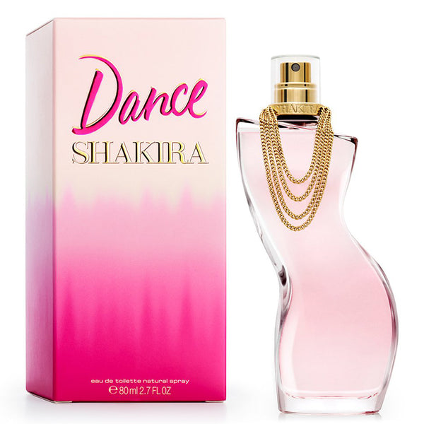 Dance by Shakira 80ml EDT for Women