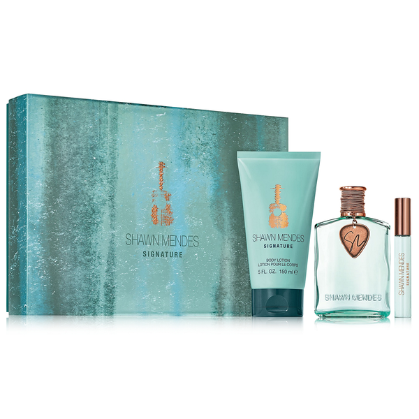 Signature by Shawn Mendes 100ml EDP 3 Piece Gift Set